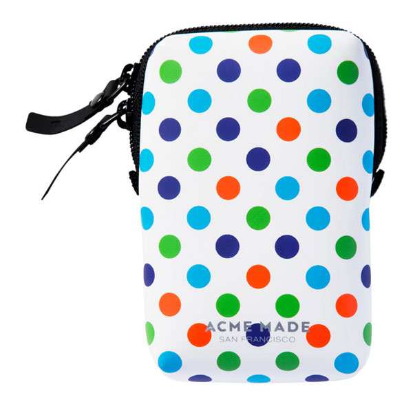 Acme Made Futrola Smart Little Pouch Polka Dots 12956