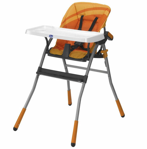 Chicco Stolica Jazzy Orange Wave 7902498