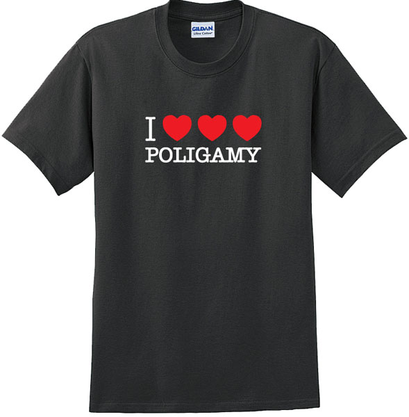 Majica - I Love Poligamy 314