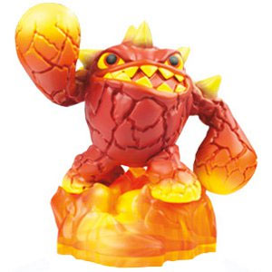 Skylanders G Single Character Pack - Eruptor 84494EU