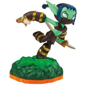 Skylanders G Single Character Pack - Stealth Elf 84506EU