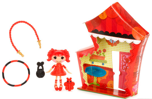 Mini Lalaloopsy Lutka Twist E Twirls 513940/3 517696