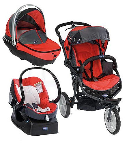 Chicco kolica TRIO S3 Top 3u1 - 79501.97
