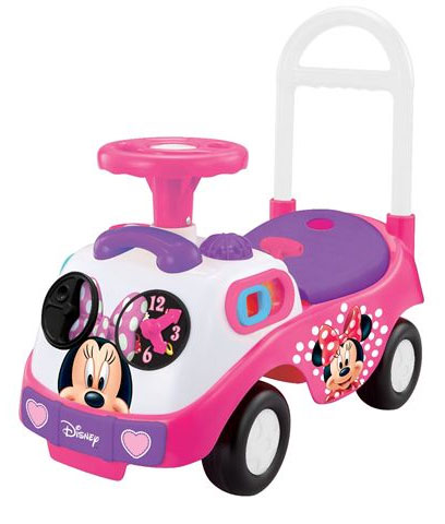 Kiddieland Toys guralica My First Car Minnie 048272