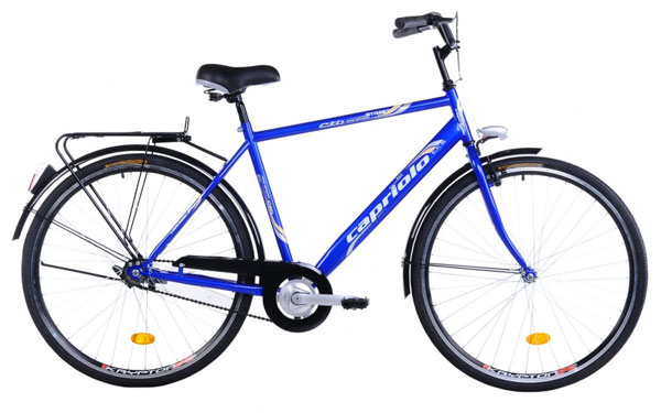 Bicikl City Bike CTB AMSTERDAM MAN 28HT plava 912262-21