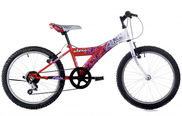 Mountain Bike MTB Atena 20/6HT crveno-belo 905167-11