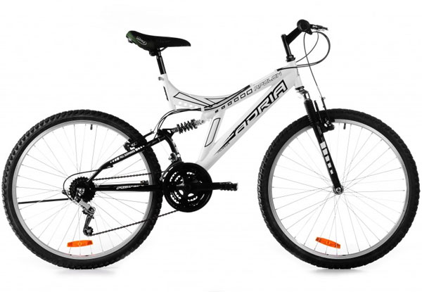 Mountain Bike MTB Apolon 26/21HT belo-crno 905256-19