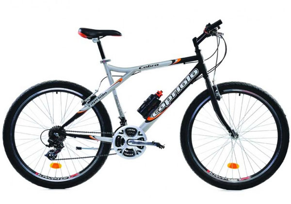 Mountain Bike MTB Cobra 26/21HT srebrno-crn 905411-22