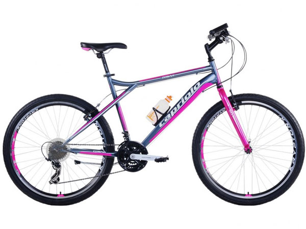 Mountain Bike MTB Cobra 26/21HT pink-grafit 912411-20