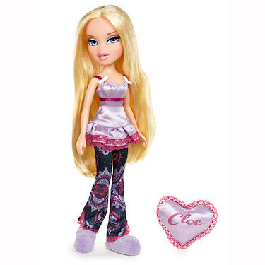 Bratz Lutka Pajama Party Cloe 514930