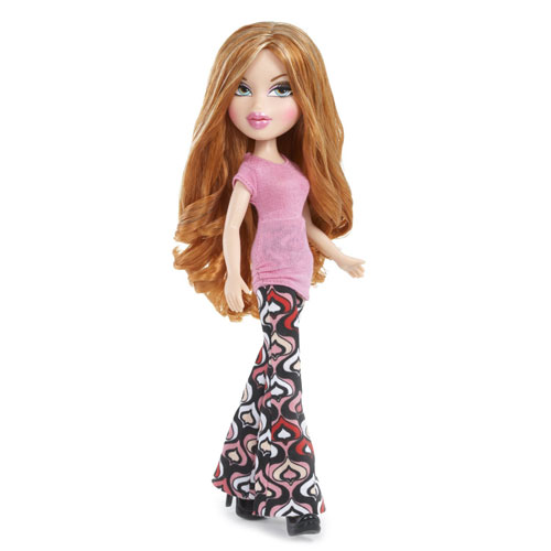 Bratz Lutka Strut It! Meygan 516613