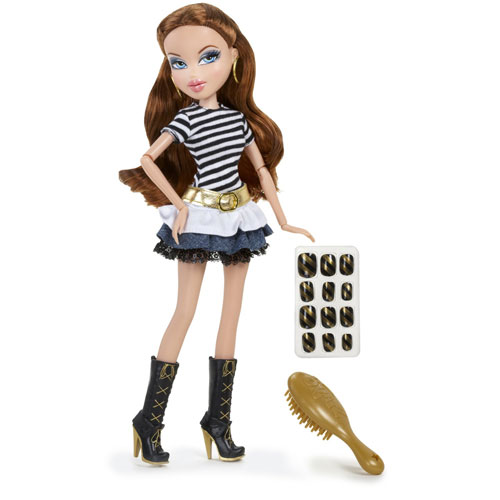Bratz Lutka Totally Polished Meygan 518730