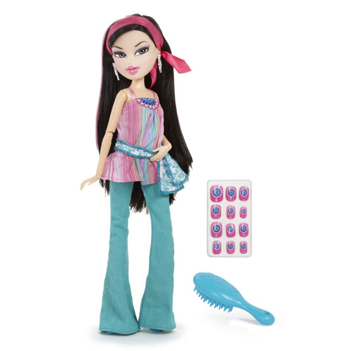 Bratz Lutka Totally Polished Jade 518730