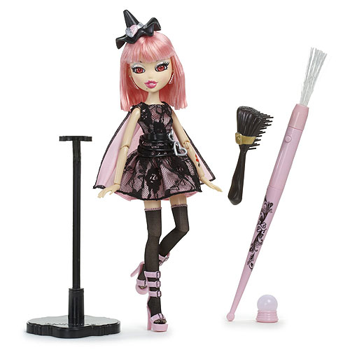 Bratzillaz Magic Night Out Lutka Jade J-Adore 519249