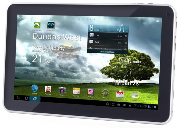 Navon tablet PC Platinum 10