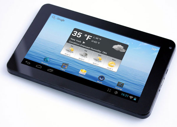 Navon platinum 7 Tablet PC