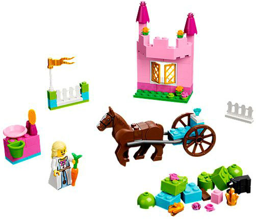 Lego Bricks and More Kocke - Moja prva LEGO Princeza LE10656