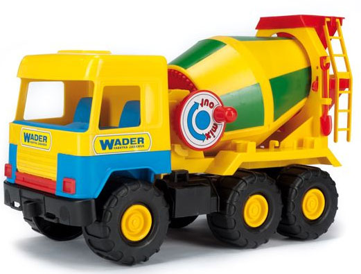 Wader Middle Truck Concrete Mixer - Kamion mešalica 32001