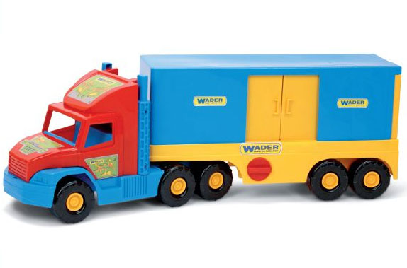 Wader Super Truck Container - Kamion sa kontejnerom 23722