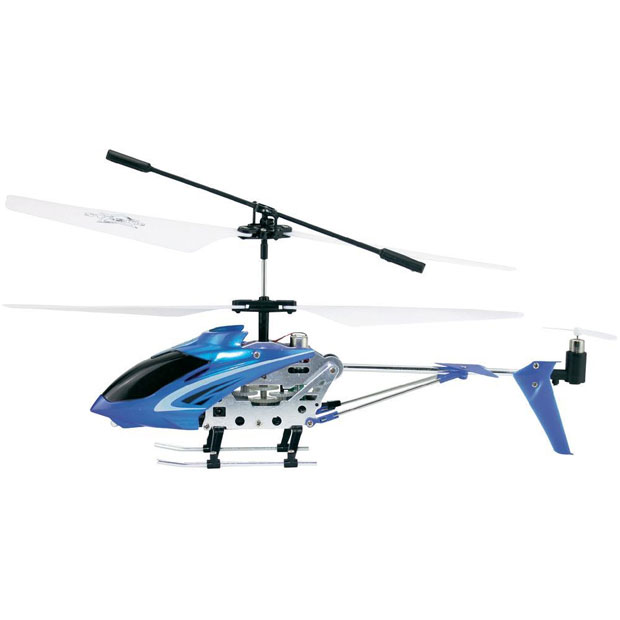 Starkid RC Helikopter Hawk 3-channel u koferu 22810