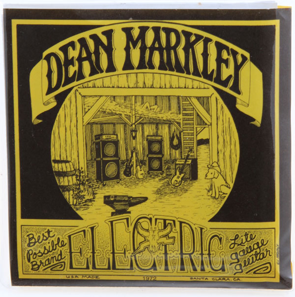 Žice za električnu gitaru Dean Markley 1975 re-issue MED 011-052