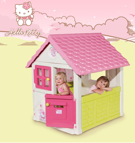 Smoby Kućica Sweet Home Hello Kitty SM310254