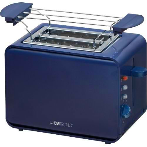 Clatronic toster TA 3335 Cool touch 800w plavi