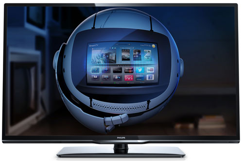 Philips 3000 series Smart LED televizor sa tehnologijom Digital Crystal Clear 32PFL3258H/12