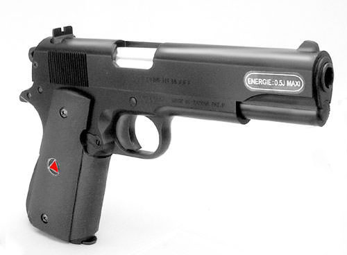 Airsoft replika pištolja Colt Delta Elite BB 180003 003631