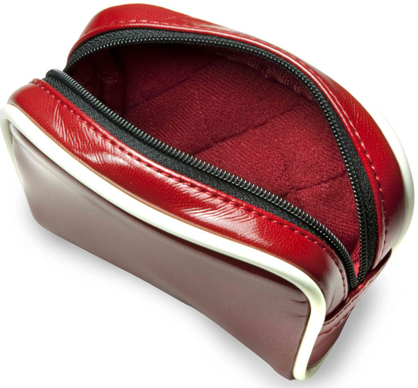Acme Made Futrola Bowler Pouch Red 13198