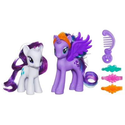 Hasbro My Little Pony Princeza Luna i Rarity A2004 A2655