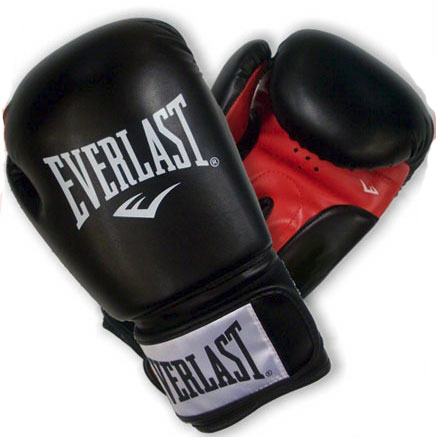 Everlast Boks Rukavice 10Oz 6000 - 10Oz crne