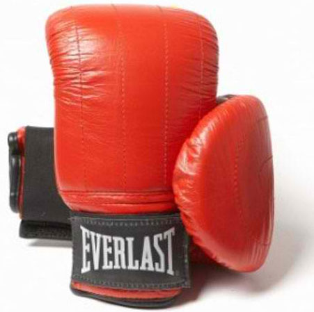 Everlast boks rukavice Boston Red L