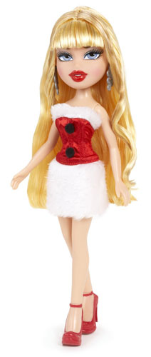 Bratz Seasonal Lutka Holiday Cloe 513230