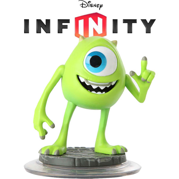 Disney Infinity Mike IGP Monsters University IQAV000003 023011