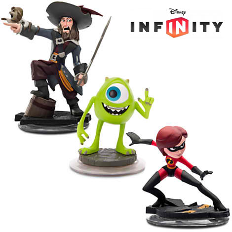 Disney Infinity Sidekicks set sa 3 figure A11671