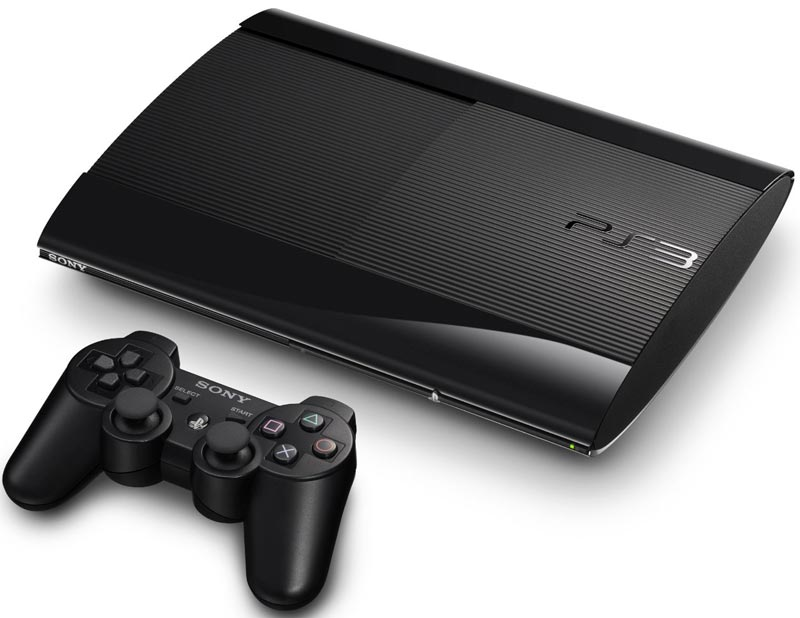 PLAYSTATION PS3 SUPER SLIM 500 GB