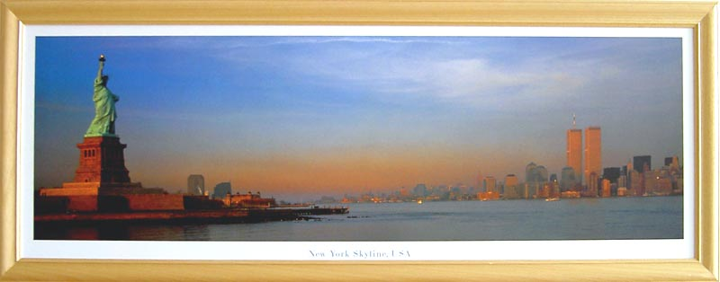 New York - Skyline - 1228 - (35/100 E3EP)