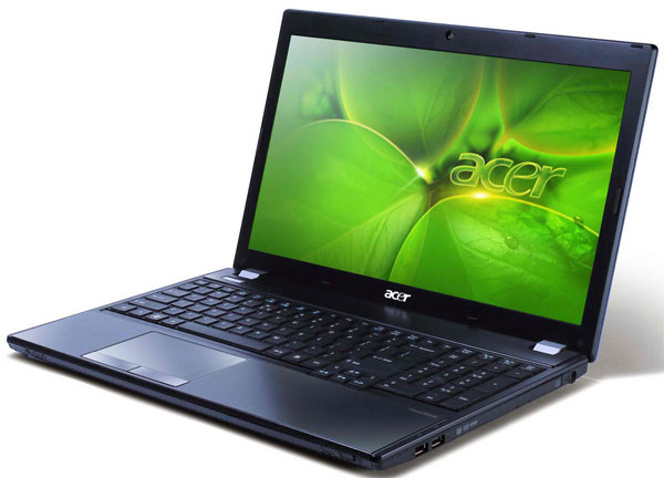Laptop ACER TravelMate 5760-32324G50Mnsk dark silver