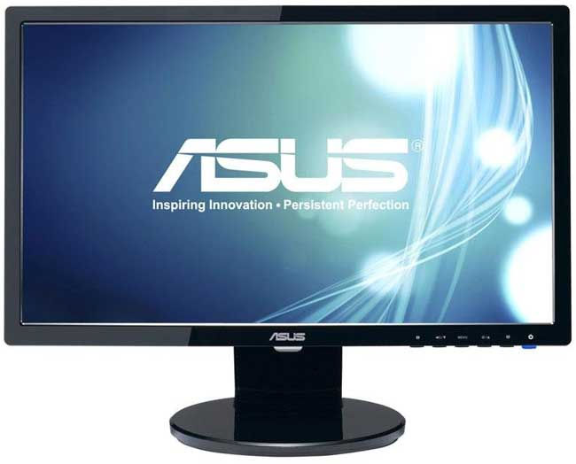Asus LED Monitor 19 in�a VE198S
