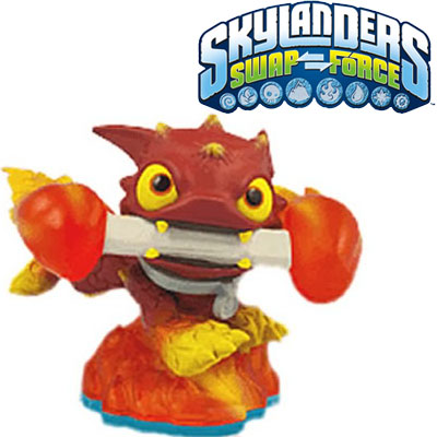 Skylanders Swap Force Hot Dog figura 84670EU
