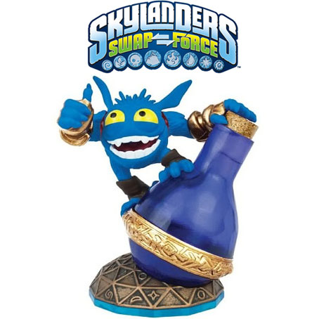 Skylanders Swap Force Pop Fizz figura 84672EU