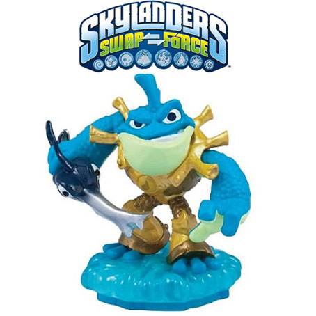 Skylanders Swap Force Rip Tide figura 84805EU