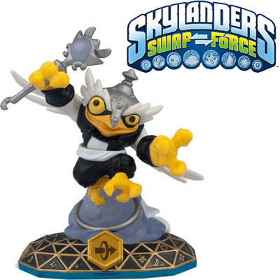 Skylanders Swap Force Shapeshifter Enchanted Hoot Loop figura 84849EU