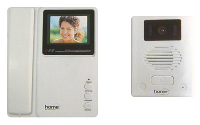 Video interfon Home DPV 03 Kolor