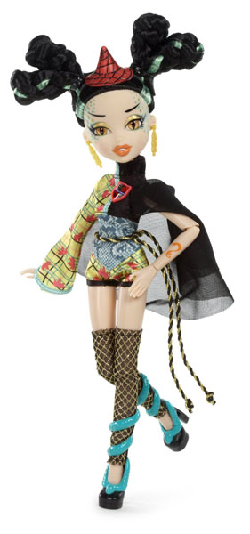 Bratzillaz Lutka Back To Magic Victoria Antique 523567