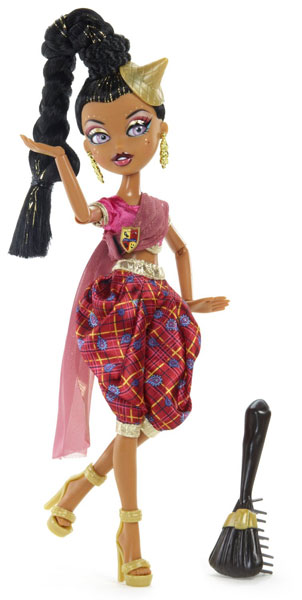 Bratzillaz Lutka Back To Magic Illiana Honesty 523567