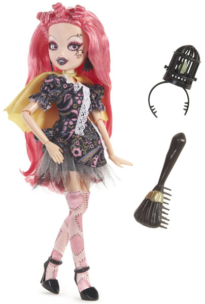 Bratzillaz Lutka Witchy Princess Angelic Sounds 522119