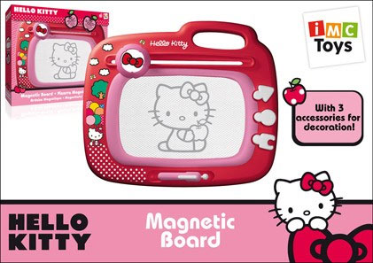 IMCToys Hello Kitty piši-briši tabla IM310582