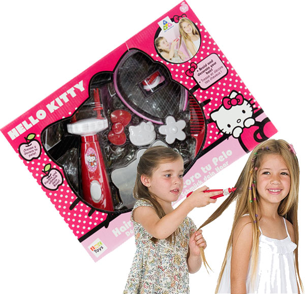 IMCToys Hello Kitty set za pravljenje frizure IM310827